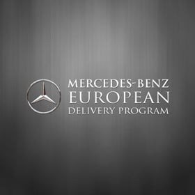 Mercedes-Benz European Delivery