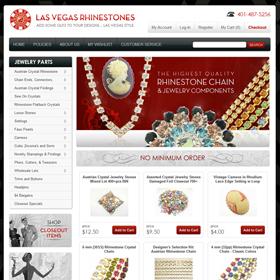 Las Vegas Rhinestones