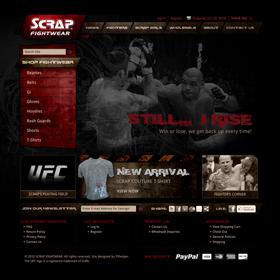 Scrap Fightwear